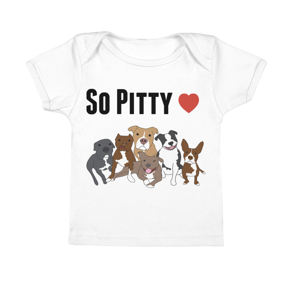So Pitty Pitbull Infant Tee