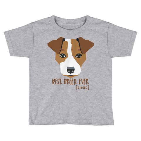 Jack Russell Kids Short Sleeve T-Shirt
