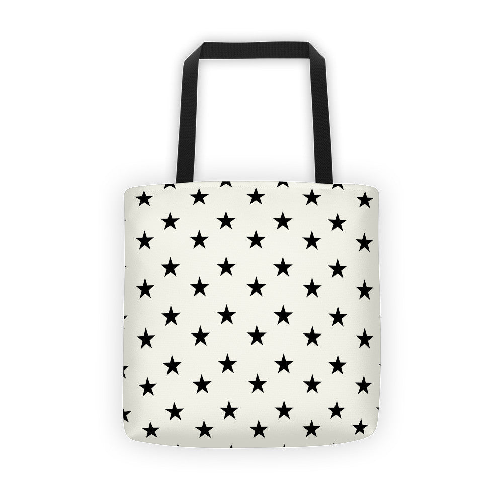 Scattered Star Tote bag