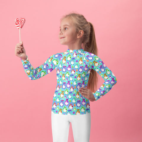 Toto Kids Rash Guard