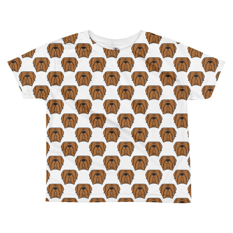 Mastiff All-over kids sublimation T-shirt