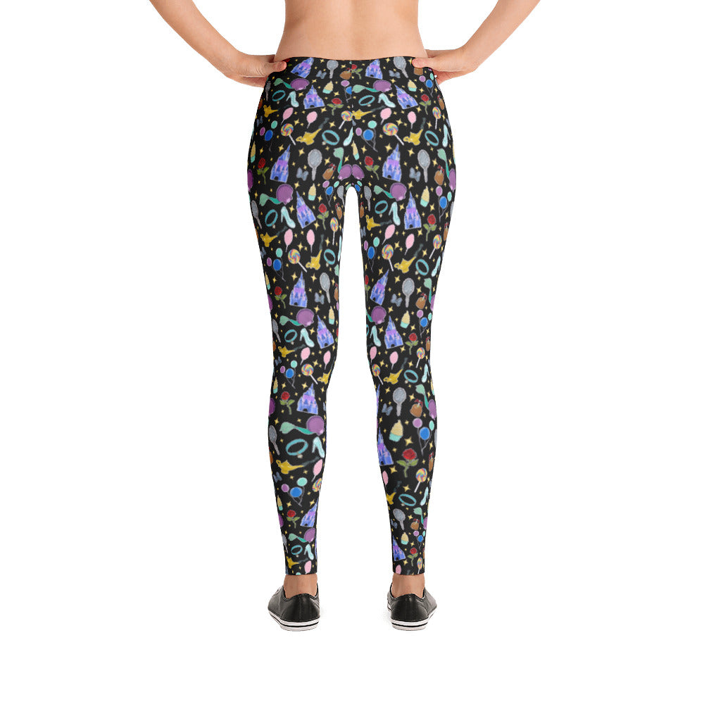 Once Upon a Babalus Women's Leggings