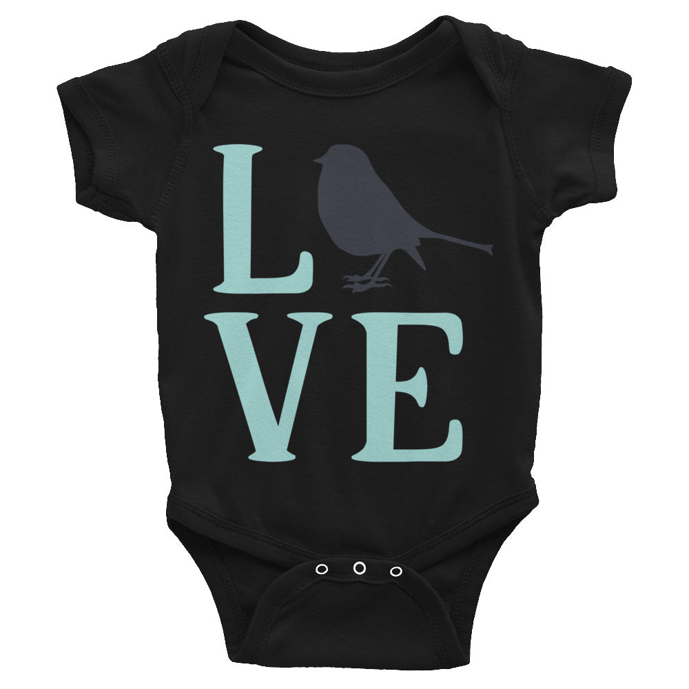 Babalus Love Infant Bodysuit
