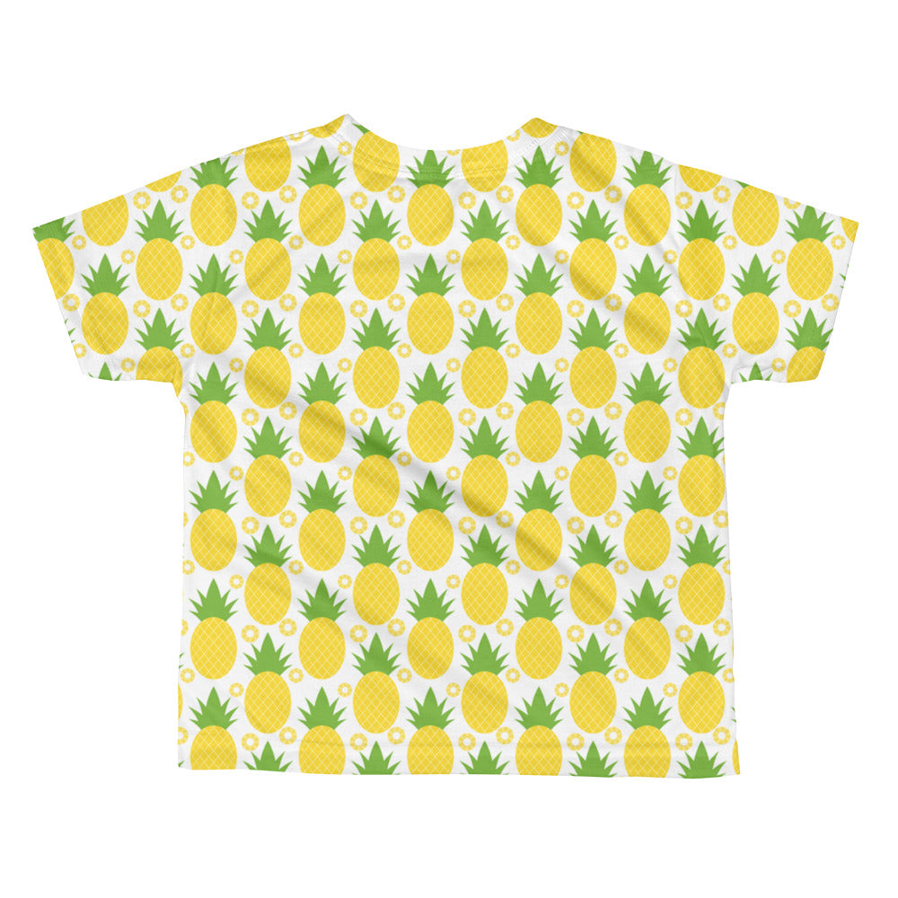 85966a046 Pineapple All-over kids sublimation T-shirt