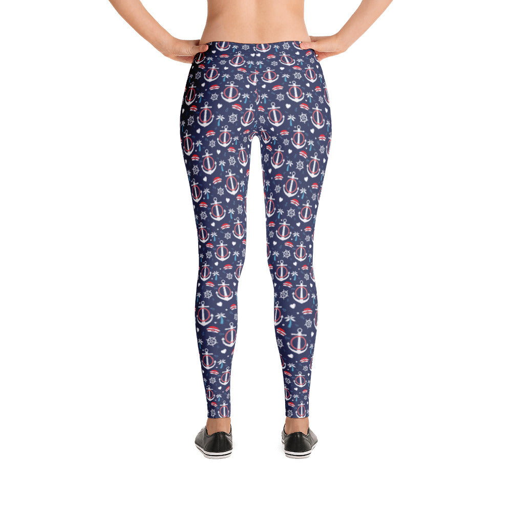 Anchor Women's Leggings