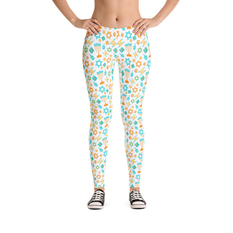 Hanukkah Women's Leggings