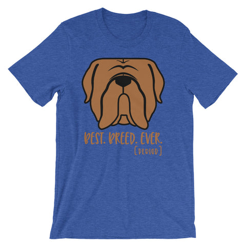 Mastiff Short-Sleeve Unisex T-Shirt