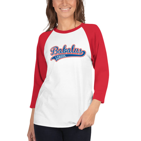 Babalus League 3/4 sleeve Raglan Shirt