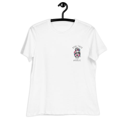 Dead Tired Women's Graphic Tee