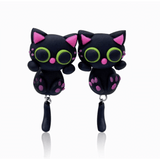 GLMBuy - Cartoon Cat Earrings Offer