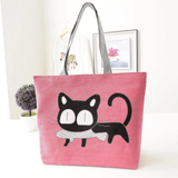 GLMBuy - Custom Cat Lovers Tote Bag Offer - Red
