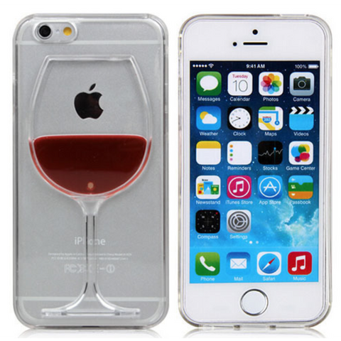 GLMBuy - Wine Drinker iPhone Case Offer - 1 / For iPhone 5C