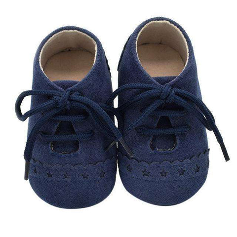 GLMBuy - Cutie Baby Shoes - Blue / 0-6 Months