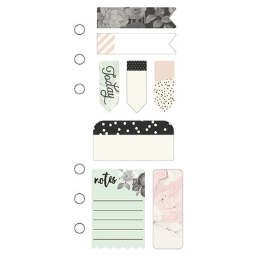Marcapáginas con post-it (Beautiful Mini Sticky Notes) – Planner Personal