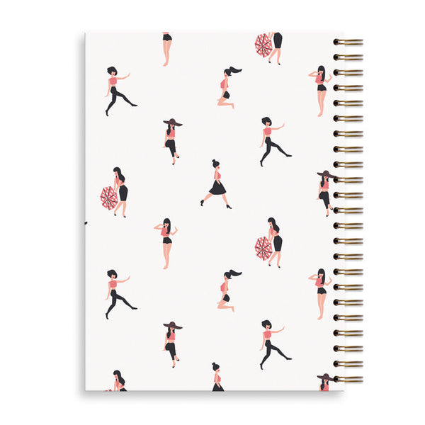 Cuaderno Charuca (A4) - Ladies
