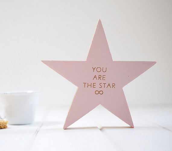 "Estrella Rosa: ""You are the Star"""