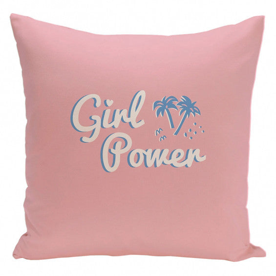 "Funda de Cojín: ""Girl Power!"""