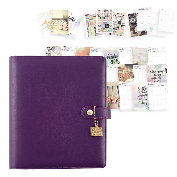 Planner A5 - Grape, de CARPE DIEM