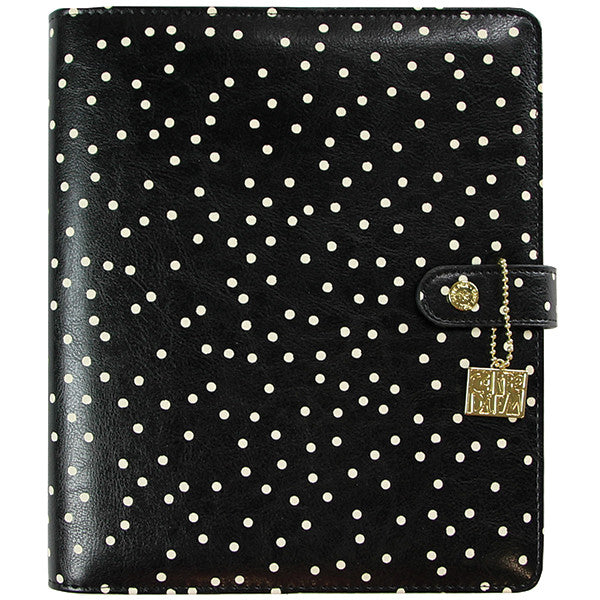 Funda Planner A5 - Black Speckle, de CARPE DIEM