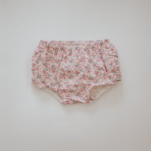 1930's Floral Ruffle Bloomers