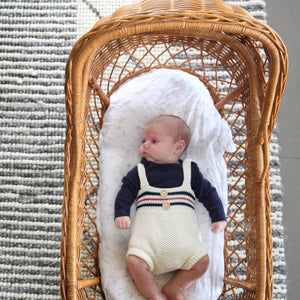 Sailor Nautical Cotton Bloomer Overalls