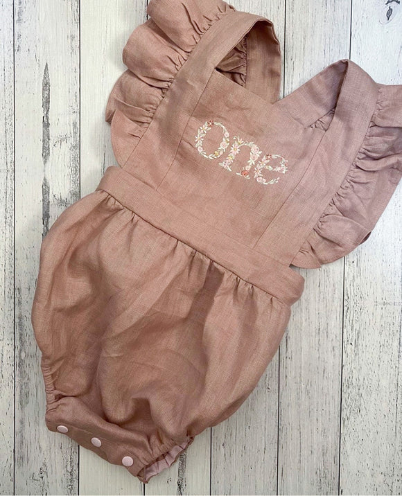 Lilly One romper