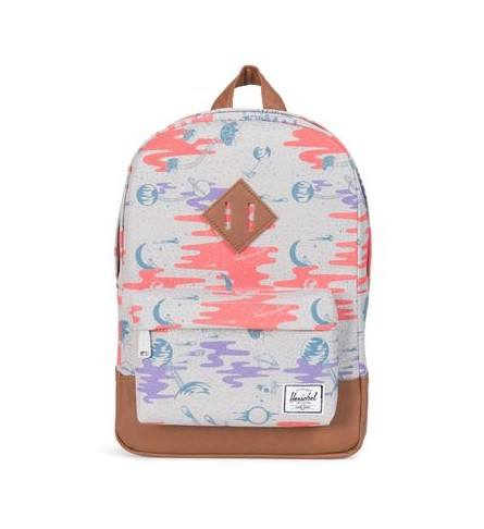 ZAINO HERITAGE BACKPACK YOUTH SPACE