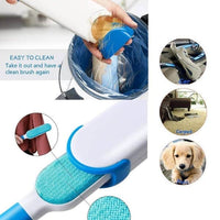 EzySwipe Hair Remover Brush