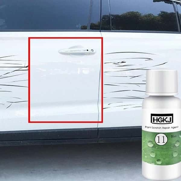 Vehicle Scratch Remover