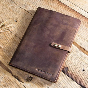 Leather iPad Macbook Case Cover