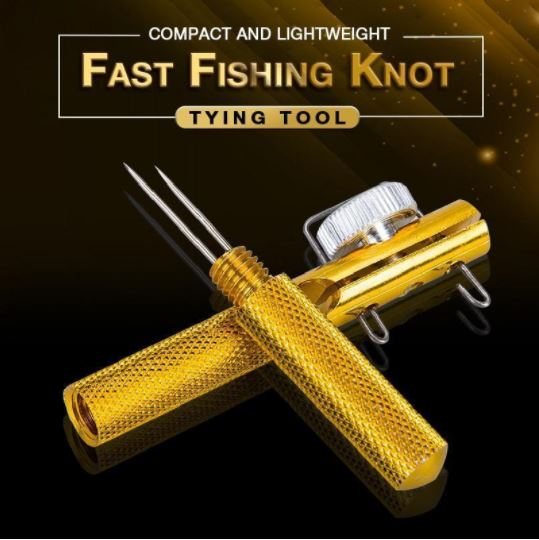 Fast Fishing Knot Tying Tool (50% Off NOW!)