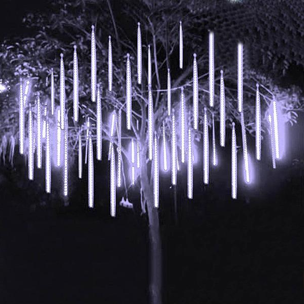 Snow Fall LED Lights - 8pcs/set