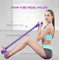 Pedal Pull Resistance Exercise Band