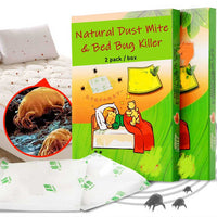 Natural Dust Mite and Bed Bug Fighter
