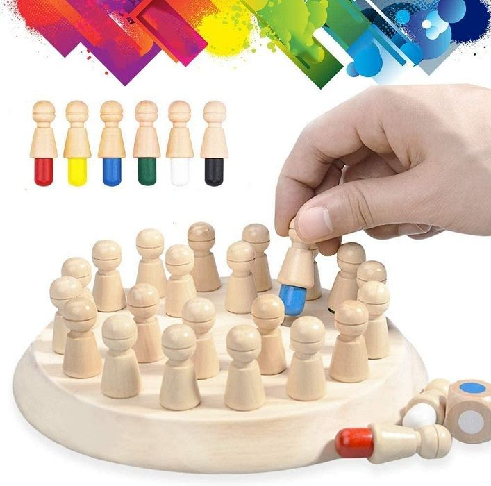 Memory Match Chess Game