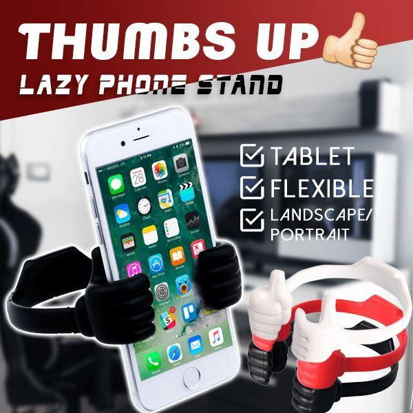 Thumbs Up Lazy Phone Stand (Set of 2)