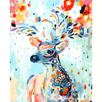 Painting By Numbers - Deer (P-20)