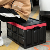 Expandable Car Trunk Organizer