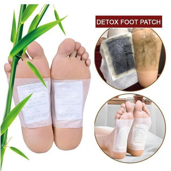 Detox Foot Patch (10 Pack)