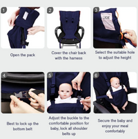 Baby Safe PortableChair™ (50% Off NOW!)