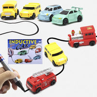 Inductive Magic Toy Vehicle