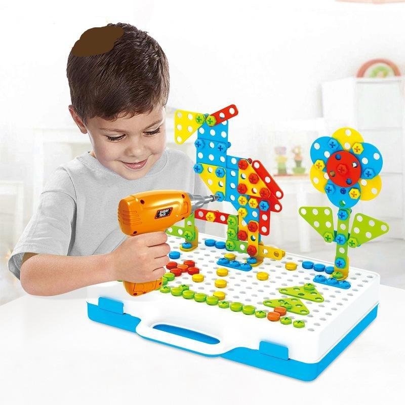 STEM Learning Creative Drill Set