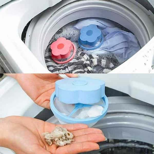 CatchFibre™ Washer Hair Fur Catcher