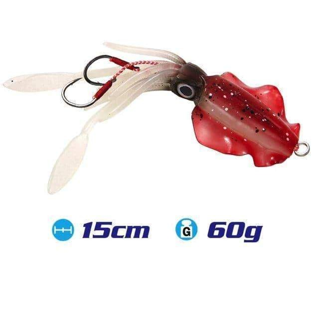 Squidy Soft Lure (30% OFF NOW!)