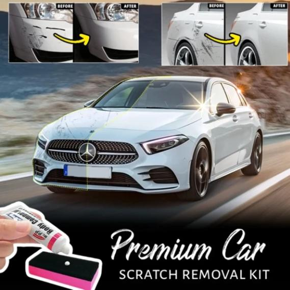 Car Scratch Removal Kit (50% Off NOW!)