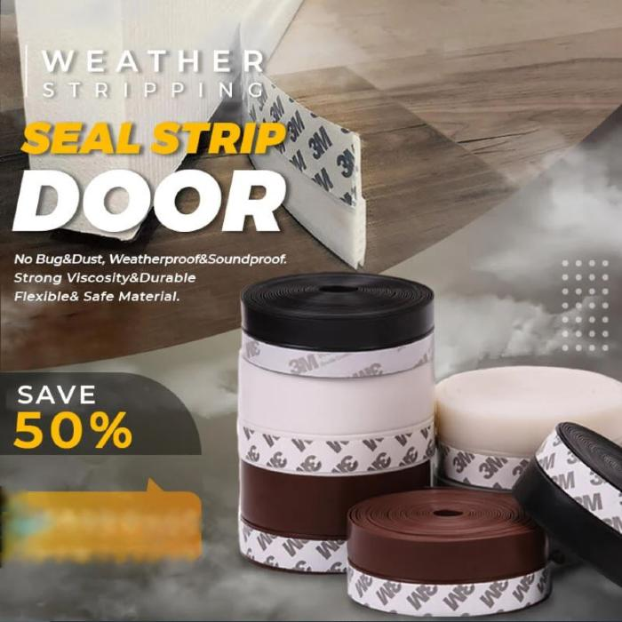 Door Seal Strip (50% Off NOW!)
