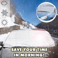 Heavy-Duty Windshield Snow Cover (60% OFF NOW!)