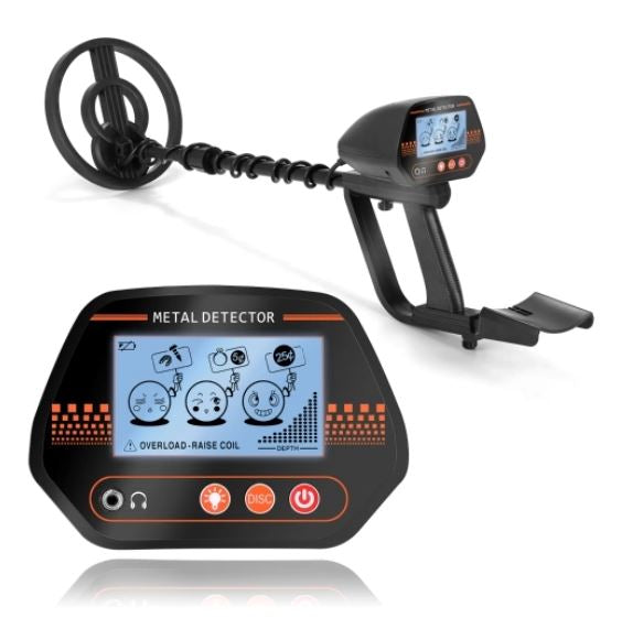 Professional Gold/Metal Detector (50% Off NOW!)