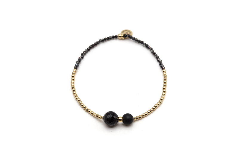 A20 Fine Jewelry Black and Black