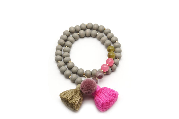 A20 Mala Twin Colour Grey